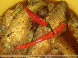 Pabda Macher Jhal - Spicy pabda fish curry bengali style