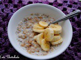 Oatmeal with Chia Seeds