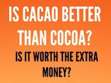 Cacao vs. Cocoa: What You Need to Know
