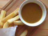 Chip shop style curry sauce