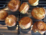 Homemade Yorkshire Puddings