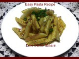 Easy Pasta Recipe | Kids Snack