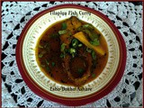 Tilapia Fish Curry | Bengali Fish Curry