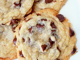 Chocolate chip cookies (from Christina Tosi)