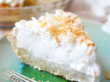 Dahlia Bakery triple coconut cream pie