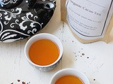 {Giveaway} Cacao Tea from Cacao Tea Company