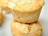 Lemon crumble muffins
