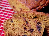 Ultimate pumpkin chocolate chip bread