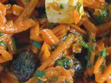 Moroccan Carrot Raisin Salad – The Best Carrot Raisin Salad