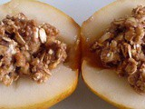 Roasted Pear Maple Pecan Crisp – Updated, Sophisticated, Easy