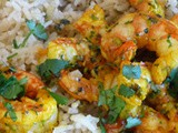 Shrimp Biryani – Oven-Baked Indian Spicy Rice with Shrimp