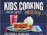 Kids Cooking Made Easy {a Review}