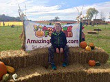 Our Day at the Corn Maze