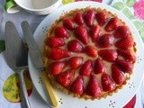Is there anything as beautiful as a strawberry tart