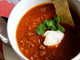 My Chili Con Carne