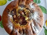 Pear and Fig Cake