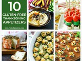 10 Gluten-Free Thanksgiving Appetizers