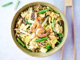 20-Minute Glass Noodle Stir Fry