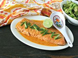 5-Ingredient Red Curry Salmon