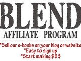 Become a blend Affiliate