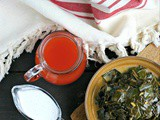 Creamy Vegan Collard Greens
