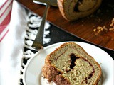 Gluten Free Sour Cream Coffee Cake