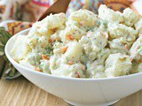 Mom's Potato Salad (Paleo Friendly)