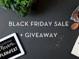 Plan To Eat Black Friday Sale and Giveaway of 3 Annual Subscriptions