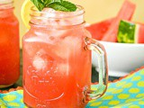 Watermelon Cooler aka the best Watermelon Cocktail of the Summer
