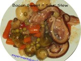Bacon Sweet n Sour Stew