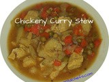 Chickeny Curry Stew
