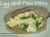 Egg and Pea Pitta