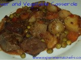 Liver and Vegetable Casserole
