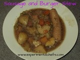 Sausage and Burger Stew