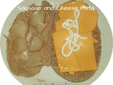 Sausage and Cheese Pitta