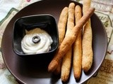 Black Pepper Breadsticks | Peppery Winter Charm