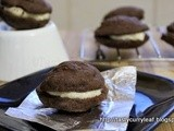 Chocolate Whoopie Pies | Baking Partners November Challenge