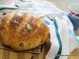 Coconut Raisin Bread | Tea Time Snack