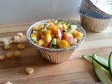 Corn Bhel | Perfect Summer Snack