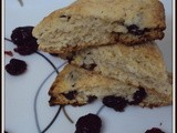 Cranberry Pecan Short Scones