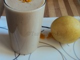 Healthy Pear Smoothie
