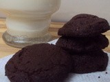 Orangy Chocolate Cookies