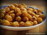 Oven Roasted Chickpeas with Sophie Kinsella