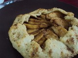 Rustic Apple Galette - Guest Post for Cakes& More