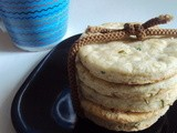 Savoury South Indian Shortbread - Khara Biscuits