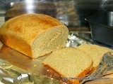 Whole Wheat Sweet Potato Bread | Fall Special