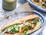 Drunken Chicken Banhi Mi & Review of The Banh mi handbook