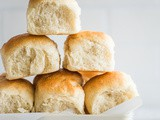 Homemade Dinner rolls/ Pav Buns