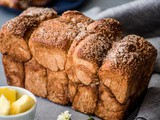 Whole Wheat Monkey Bread Challah