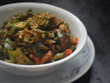 Bhindi Masala Recipe, How to make Bhindi Masala recipe